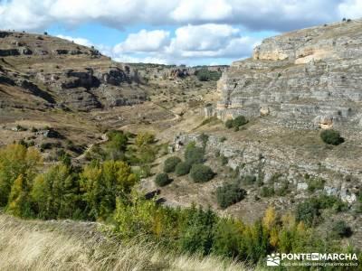 Hoces del Río Duratón - Sepúlveda;pantalon senderismo sendero del valle pantalones trekking